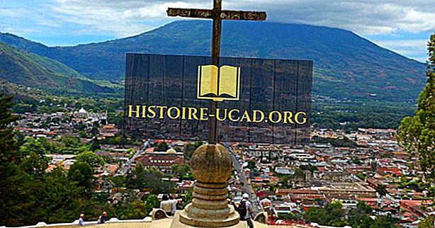Verska prepričanja v Gvatemali