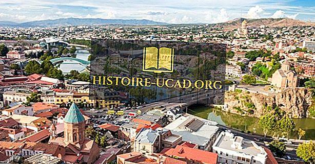 Највећи градови у земљи Грузије
