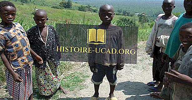 रवांडा के जातीय समूह