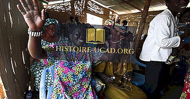 Религиозни вярвания в Южен Судан