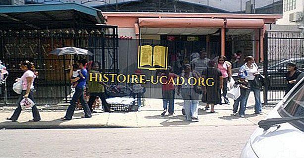 Največja mesta v Trinidadu in Tobagu