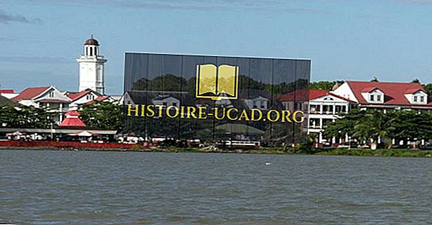 Suriname suurimad linnad