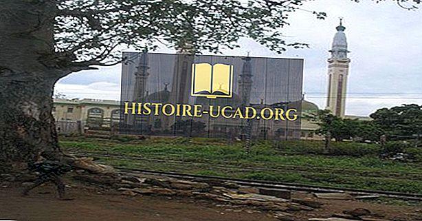 Религиозни вярвания в Гвинея (Конакри)