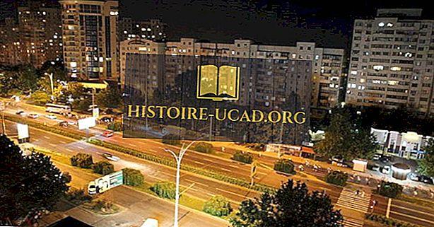 Найбільші міста в Молдові