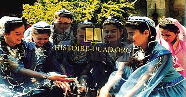 Groupes ethniques de l'Azerbaïdjan