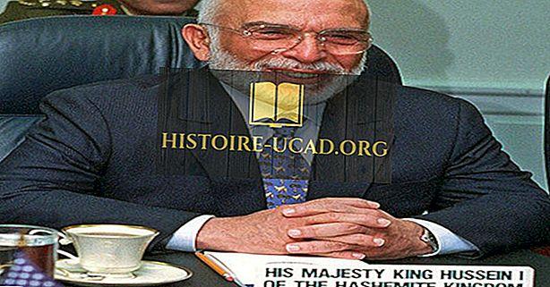 Kings of Hashemite Jordan Siden 1921