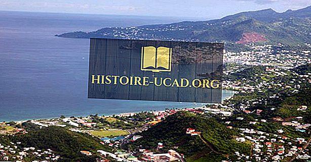 Suurimad linnad Grenada