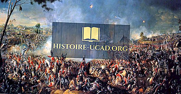 Waterloo lahing ja Napoleoni Bonaparti lõplik lüüasaamine