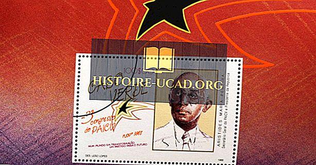 Aristides Pereira, Presidente di Capo Verde - Leader mondiali nella storia