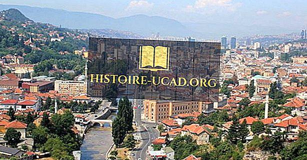 เมืองที่ใหญ่ที่สุดในบอสเนียและเฮอร์เซโกวีนา