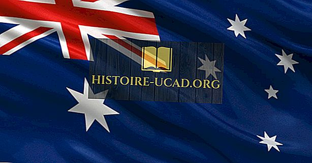 Hvilke lande er de største handelspartnere i Australien?