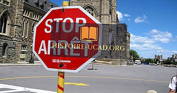 De ce vorbesc canadieni francezii?