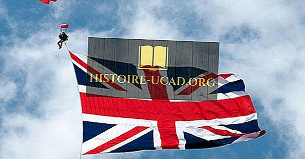 Liidu lugu Jack: Ühendkuningriigi lipp