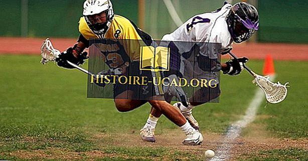 Hoe en waar is het spel van Lacrosse ontstaan?