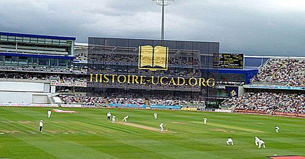 قصص أصل لعبة الكريكيت في إنجلترا