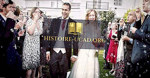 पहली शादी में औसत उम्र तक यूरोप के राष्ट्र