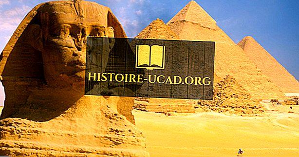 أسرار مصر: من بنى أبو الهول بالجيزة؟