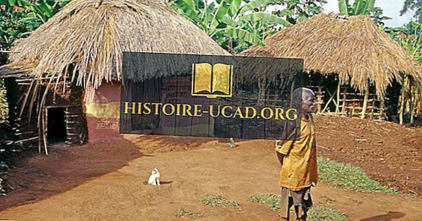 우간다 사람들 - 세계 문화