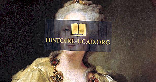 Catherine the Great of Russia - ผู้นำระดับโลกในประวัติศาสตร์