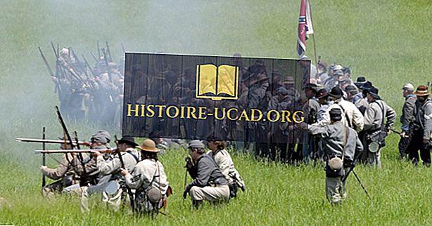 Bitva Chancellorsville: Americká občanská válka