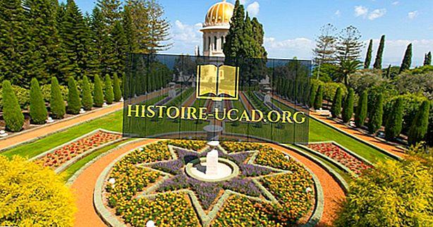 Land med de største Bahá'i-populasjonene