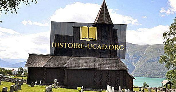 ما هو التكوين الديني للنرويج؟