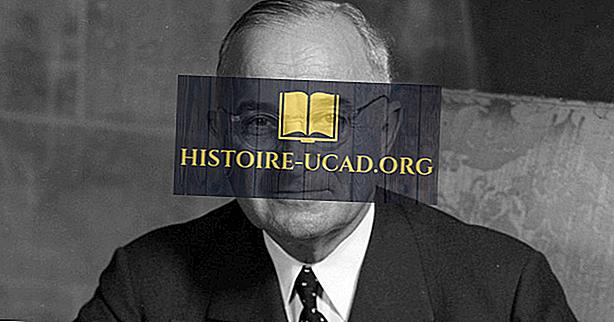 Harry S. Truman - ameriški predsedniki v zgodovini
