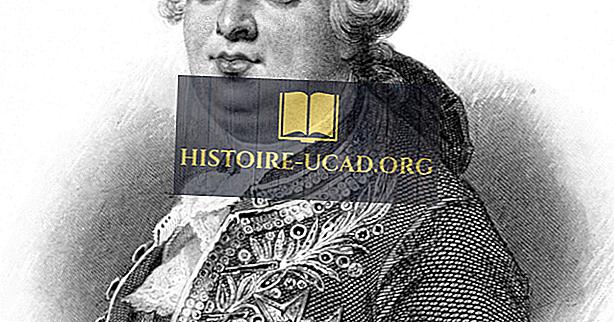 Prantsuse Louis XVI - maailma juhtivad liidrid