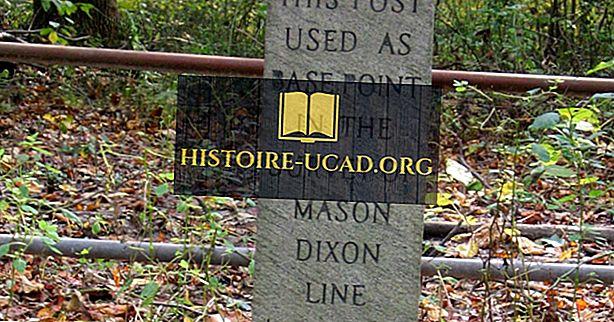 Charles Mason - Figure importanti nella storia degli Stati Uniti
