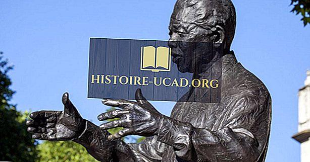 نيلسون مانديلا - شخصيات مهمة في تاريخ العالم