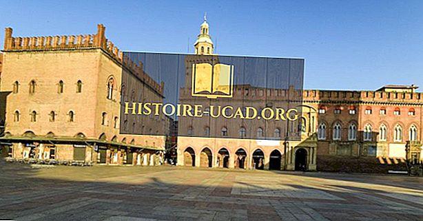 Universität Bologna - Bildungseinrichtungen auf der ganzen Welt