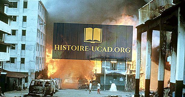 Вторгнення в Панаму 1989 року