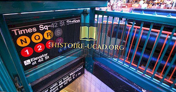 New Yorgi kõige kiiremad metroojaamad