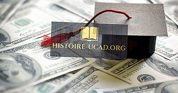 Öğrenci En Yüksek Ortalama Borç Ortağı Olan Devletler