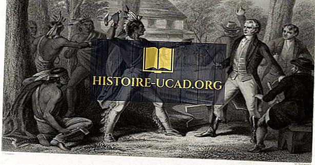 Tecumseh - tärkeimmät luvut historiassa