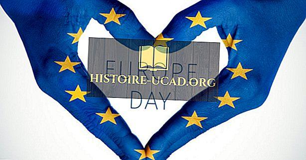 Wat is Europadag?