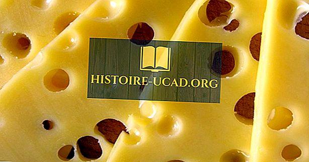 Gdzie, kiedy i jak powstał ser?