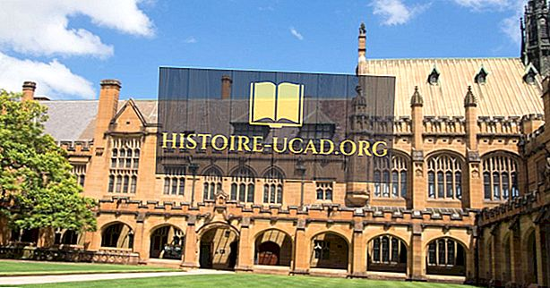 Univerzita Sydneye - vzdělávací instituce po celém světě