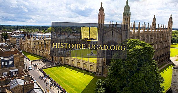 Cambridge-i Egyetem - Oktatási intézmények világszerte