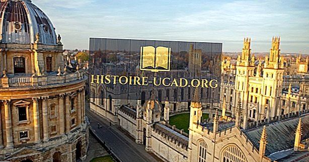 Oxfordi ülikool - haridusasutused üle maailma