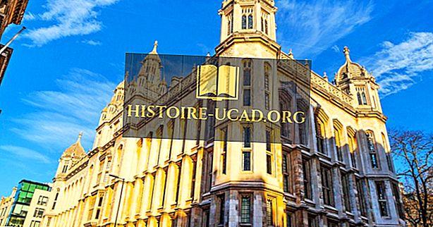 किंग्स कॉलेज लंदन - दुनिया भर के शैक्षिक संस्थान