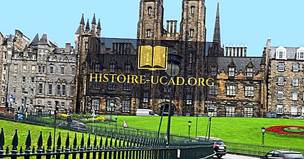 Edinburgas Universitāte - izglītības iestādes visā pasaulē