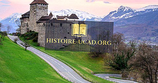 Kas ir Lihtenšteinas karaliskā ģimene?