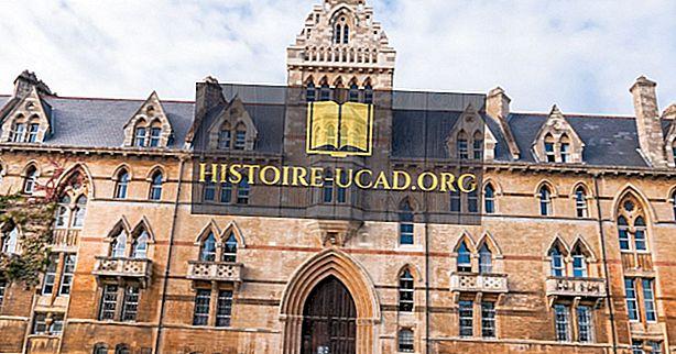 Oxford University - สถาบันการศึกษาทั่วโลก