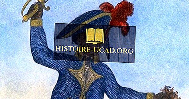 Jean-Jacques Dessalines sa Haitija - svjetski vođe u povijesti