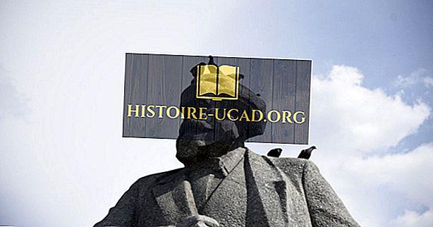 Karl Marx - Številke v zgodovini