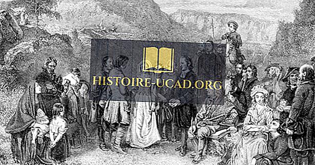 Kes olid puritaanid?