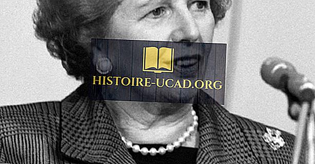 Margaret Thatcher - pasaules līderi vēsturē