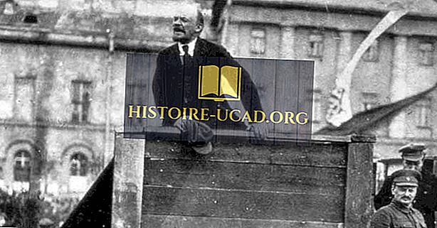 toplum - Vladimir Lenin - Tarihte Dünya Liderleri