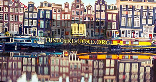 Madalmaade Kuningriigi neli osa